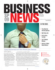 Business News Spring 2008