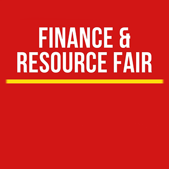 Finance and Resource Fair