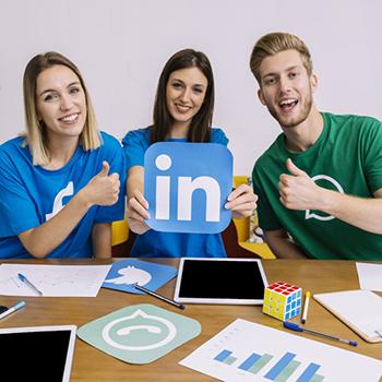 Get LinkedIn Workshop