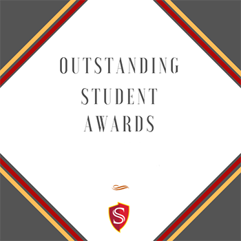 Outstanding Student Awards