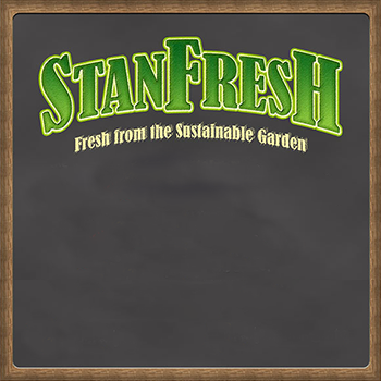 StanFresh, Fresh from the Sustainable Garden