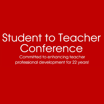 Student to teacher conference committed to enhancing teacher professional development for 22 years!