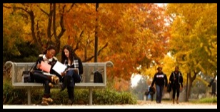 award winning campus photo