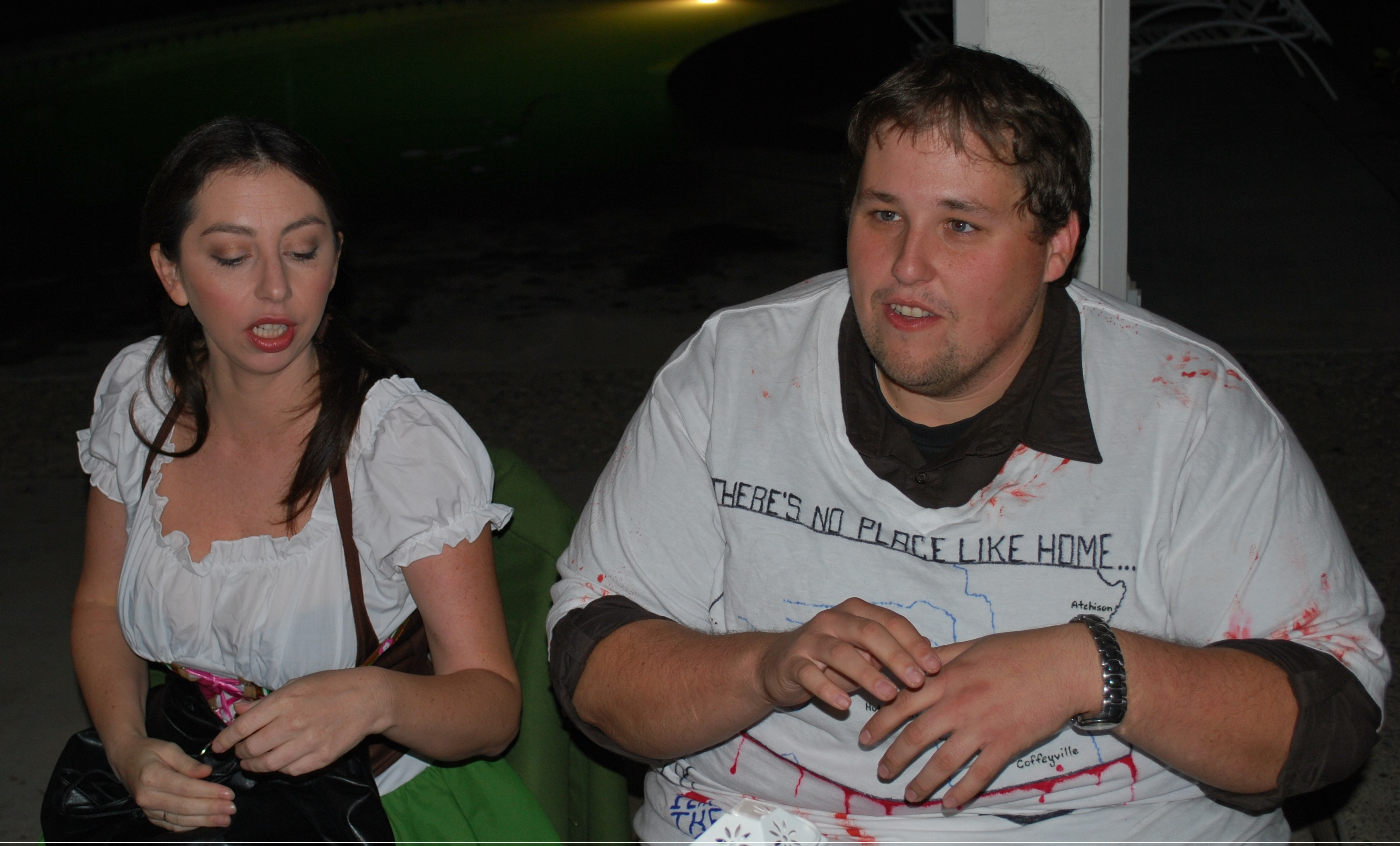 Phi Alpha Theta Halloween Party photo 5