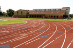 Fitness Center from Track
