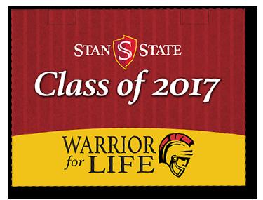 Class of 2017, Regalia Grad Pack