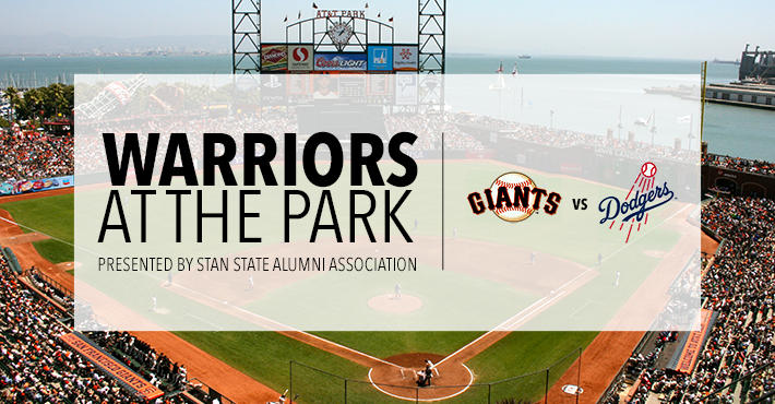 Warriors at the Park | Giants vs Dodgers