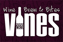 Vines 2020: Wine Brew and Bites