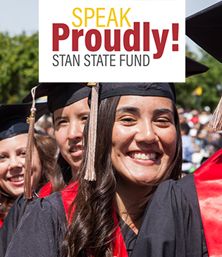Speak Proudly Stan State Fund