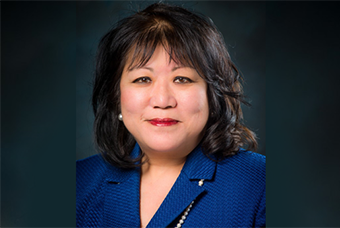 New President, Dr. Ellen Junn
