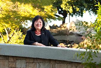 University President, Dr. Ellen Junn