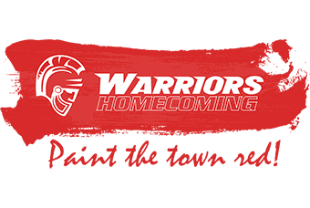 Warriors Homecoming - Paint the town red!