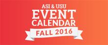2016 Event Calendar