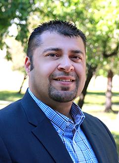Cesar Rumayor Portrait