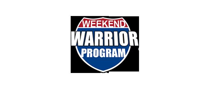 Weekend warrior program