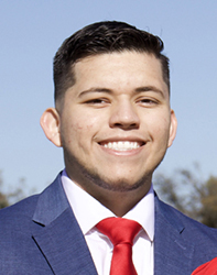 Karlos Marquez ASI Vice President Candidate