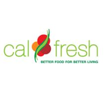 CalFresh logo. Better food for better living.