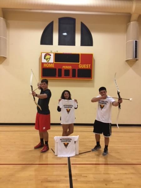 Archery tag Tournament (Jox, Champions)