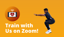Train with Us on Zoom!