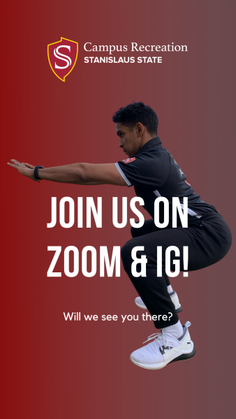 Join US On Zoom & IG! Will We See You there?