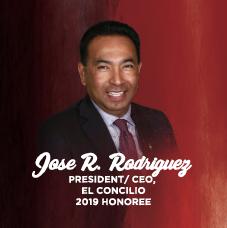 Jose R. Rodriguez, President/CEO of El Concilio, 2019 Honoree