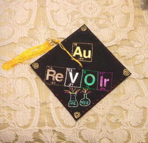 California State University Stanislaus >> Graduation Mortarboards   California State University Stanislaus