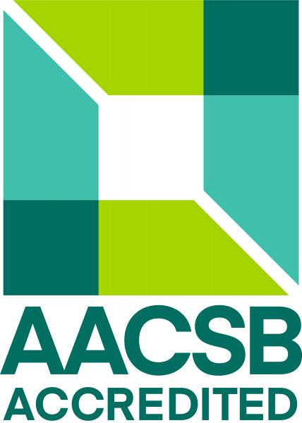 AACSB International Accredited Logo - Vertical