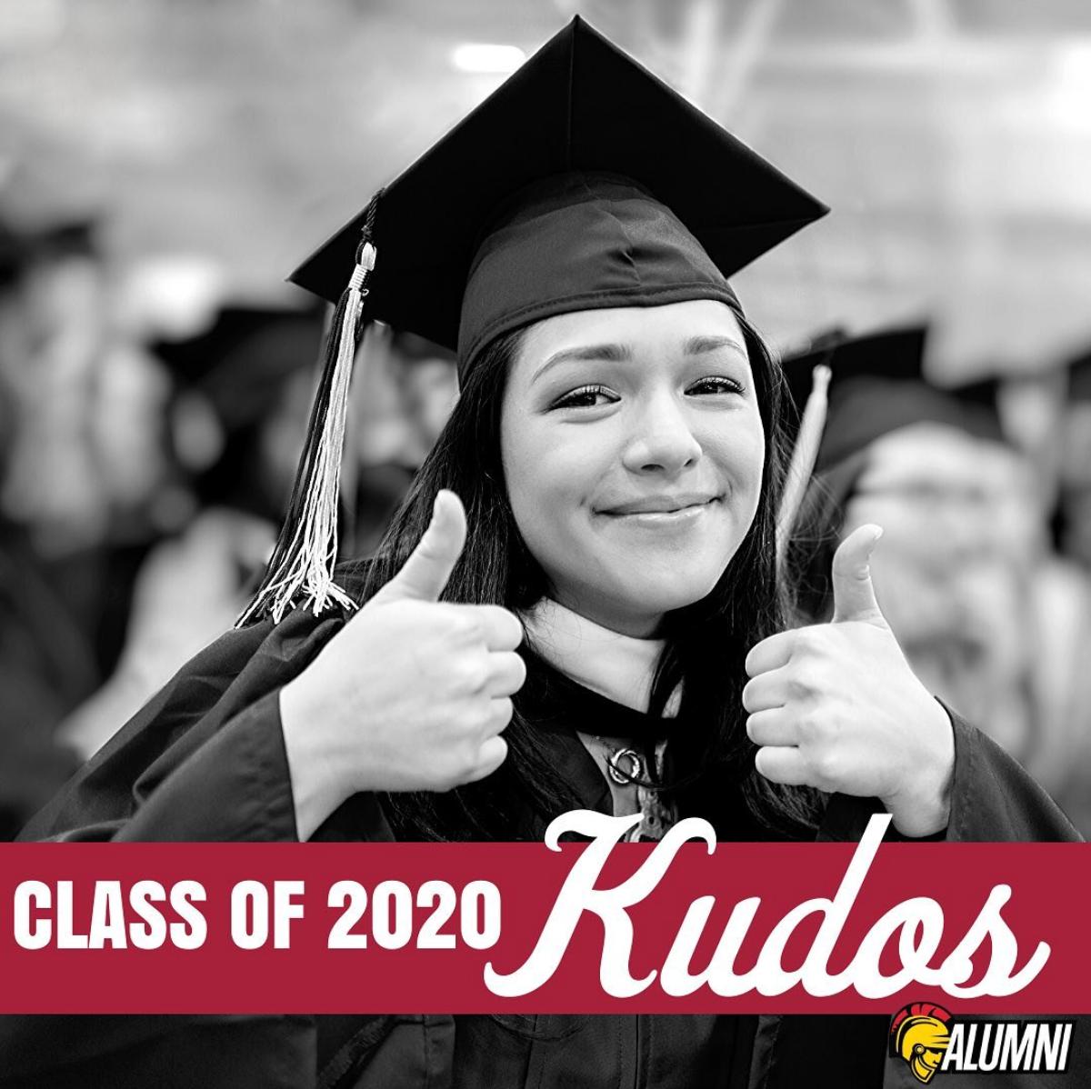 Class of 2020 Kudos