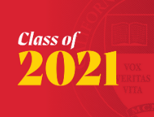 Class of 2021 icon.
