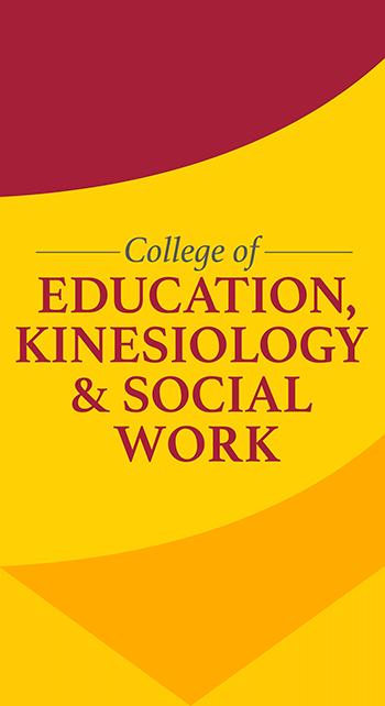 College of Education Kinesilogy & Social Work