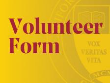 Volunteer icon.