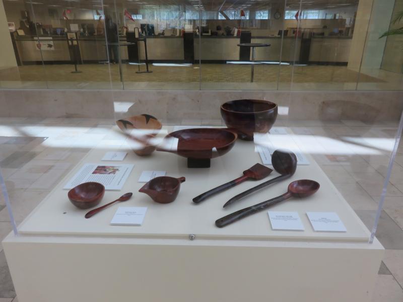 Artisan Woodcarvers of the Colombian Amazon Exhibit