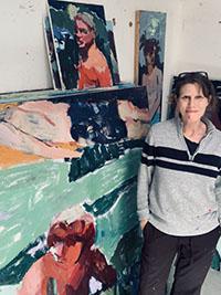 Jennifer Pochinski studio portrait