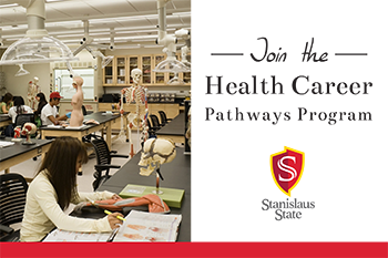 Join the Health Career Pathways Program