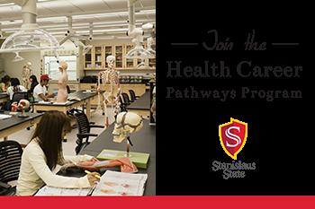 Join the Health Career Pathways Program
