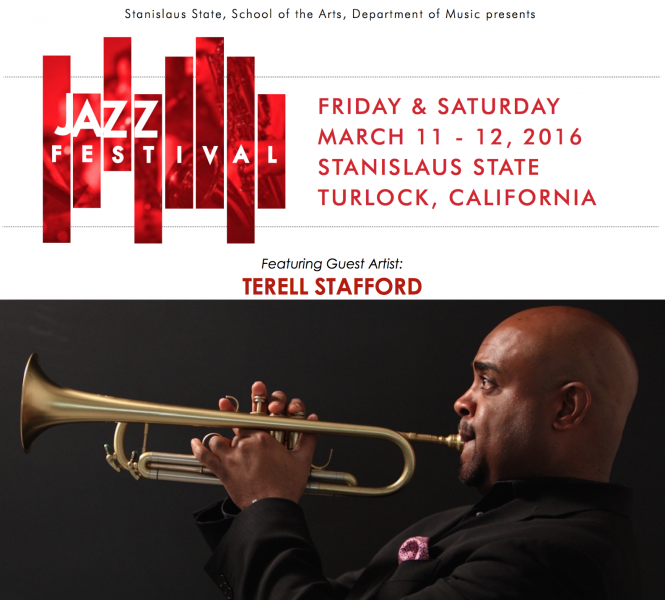 Jazz Festival March 11-12, 2016