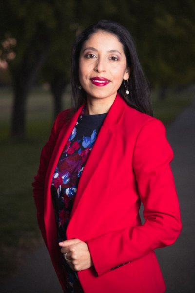 Dr. Virginia Montero Hernandez