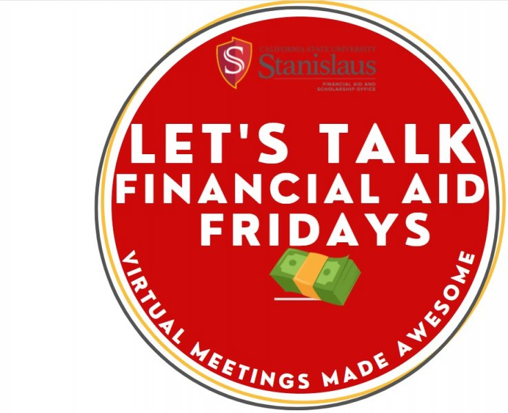 Let's Talk Financial Aid Fridays