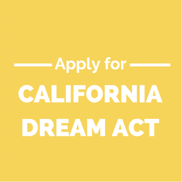 Apply for California Dream Act