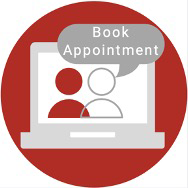 Book appointment icon