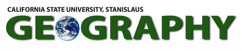 CSU Stan geography