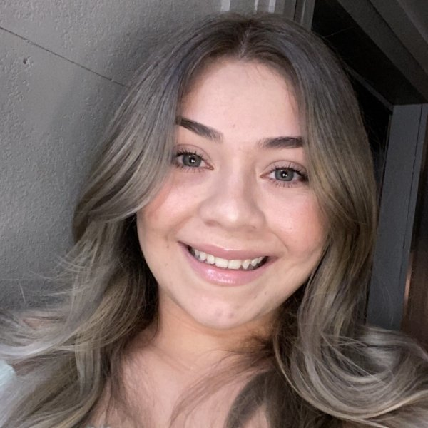 Peer Health Educator, Brenda Gonzalez