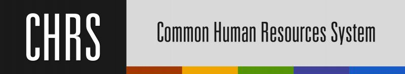 Common Human Resources System