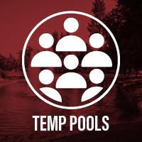 Temporary Hiring Pools
