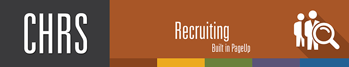 CHRS Recruiting, Built in Page Up