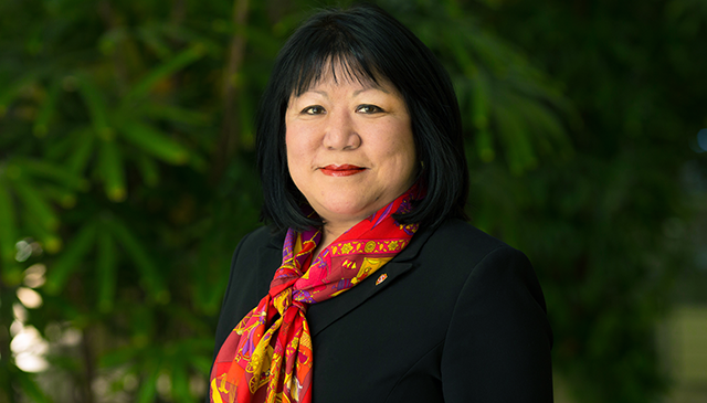 Portrait of Dr. Ellen Junn