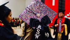 2019 MSW Hooding Ceremony