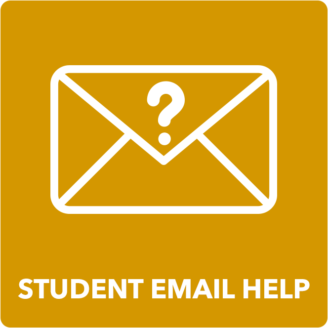 Student Email Help