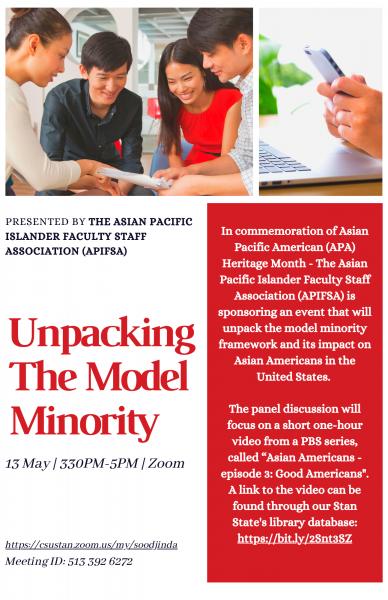 Unpacking the Model Minority