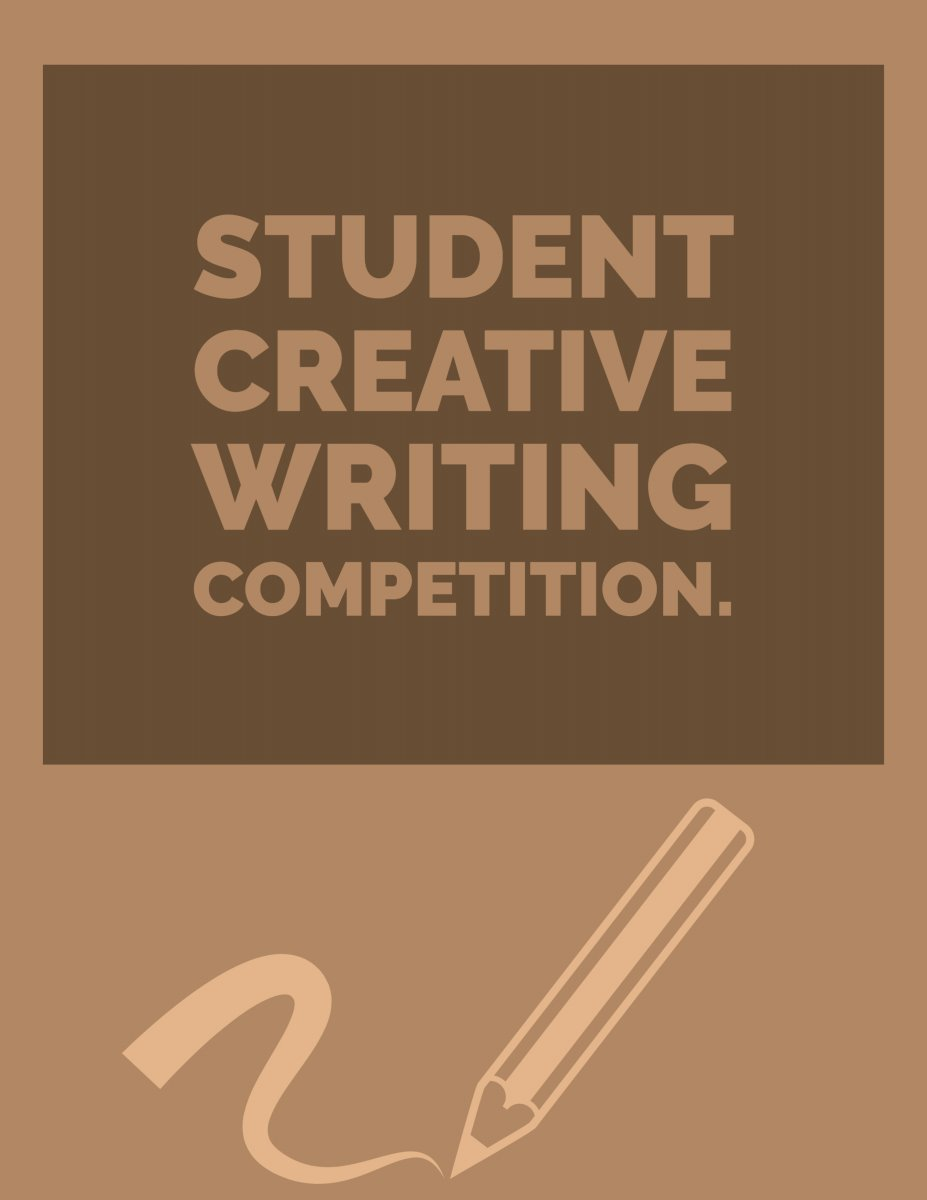 Student Creative Writing Competition.